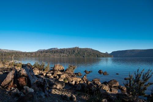 lake st clair  lake  cynthia bay