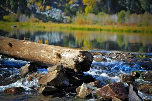 lake tahoe water log