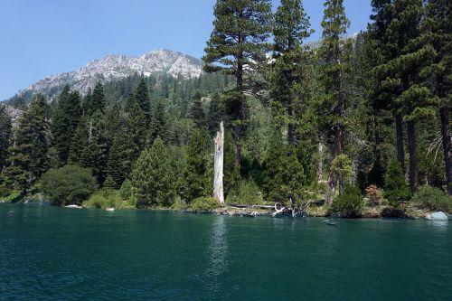 lake tahoe emerald bay lake