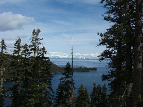 lake tahoe tahoe lake