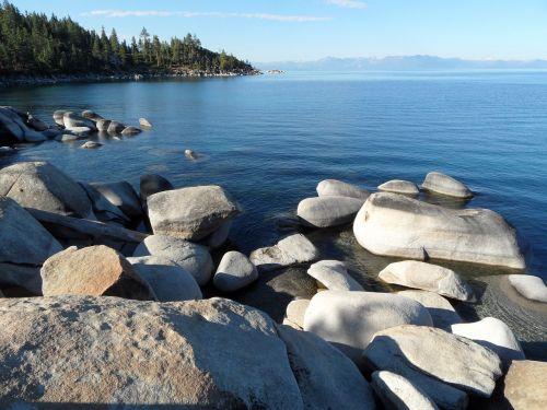 lake tahoe serene serenity
