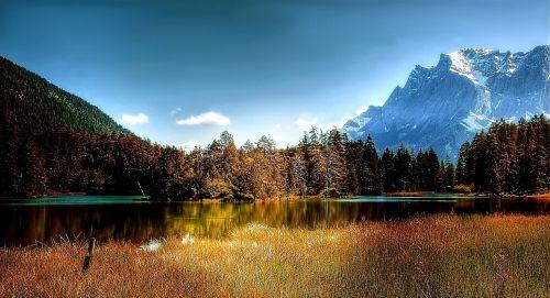 lake weissensee tyrol austria