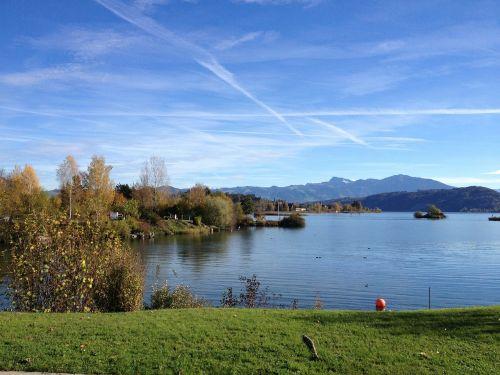 lake zurich switzerland view