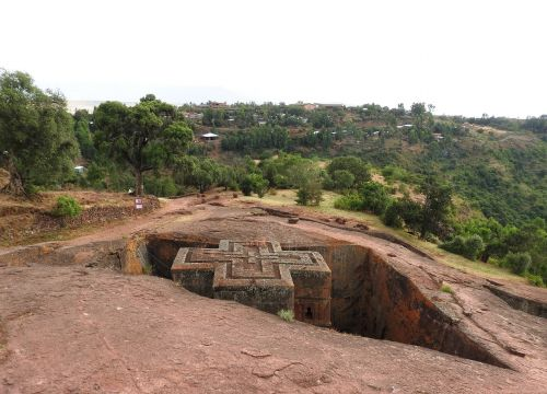lalibela rock church ethiopia