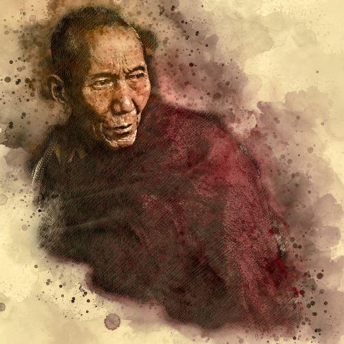 lama tibet vicissitudes