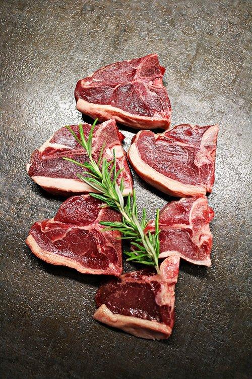 lamb  lamb meat  meat