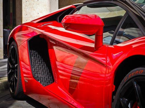 lamborghini racing car auto