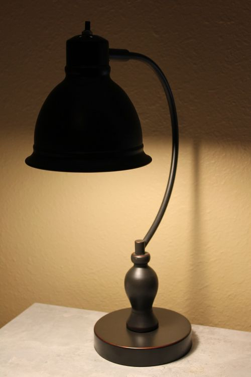 lamp table lamp light