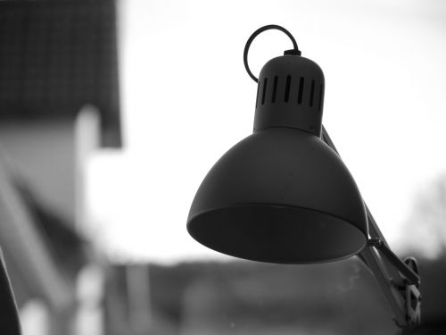 lamp old light