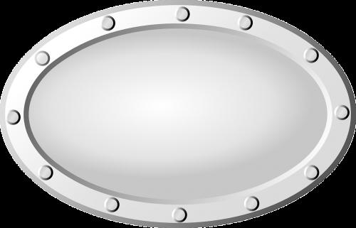 lamp light porthole