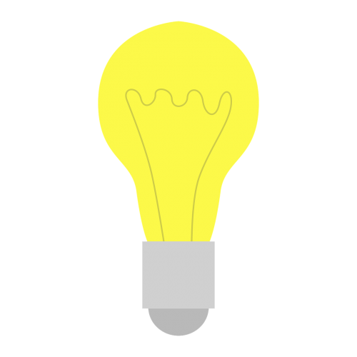 lamp light bulb light