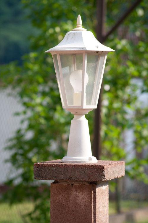 lamp lantern lighting