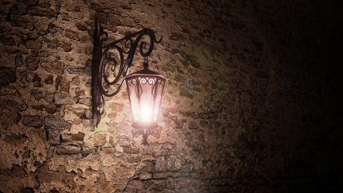 lamp wall blender