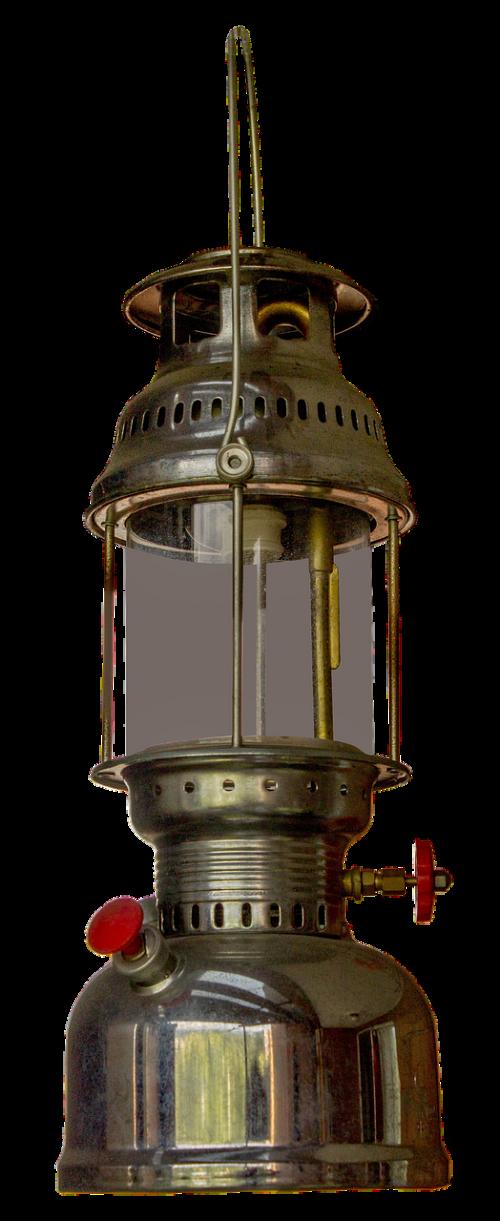lamp ornate gas lighting