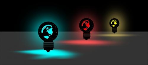 lamp light electric