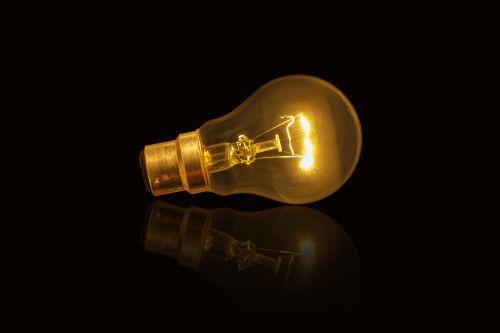 lamp bulb electricity