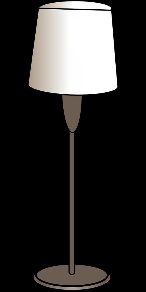 lamp floor lamp light