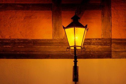 lamp  light  energy