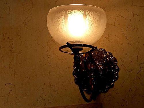 lamp wall fancy