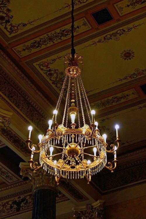 lamp  chandelier  light