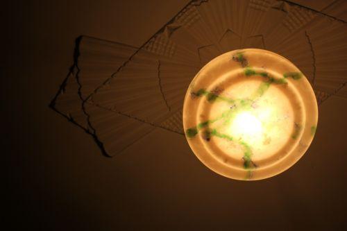 lamp ceiling interior