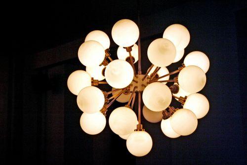 lamp light 70s