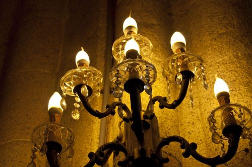 lamp,candle,candlestick,wall,church,sacred heart guangzhou,catholic,free photos,free images,royalty free