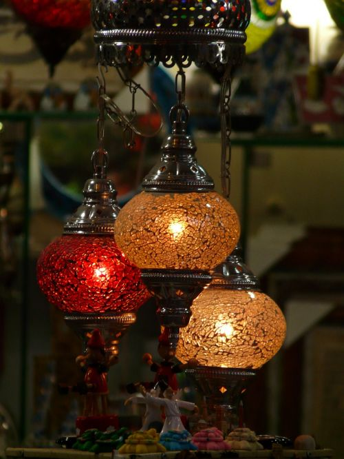 lamp light depend