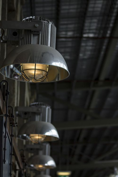 lamp light industrial