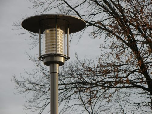 lamp public lighting lighting