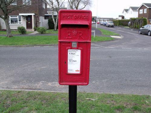 Lamp Postbox