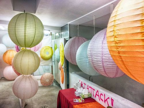 lampion decoration lighting