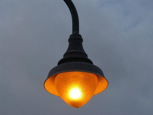 lamppost lighting streetlamp
