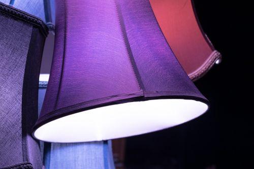 lampshade lamp table lamp