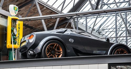 lancia  sports car  automotive