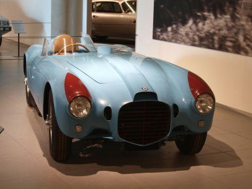 lancia spyder 1953 car