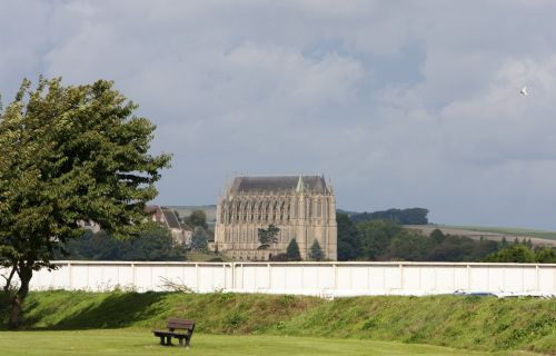 Lancing College Building View