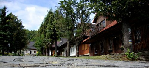 lanckorona poland hut