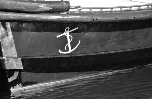 Anchor Of The Boat