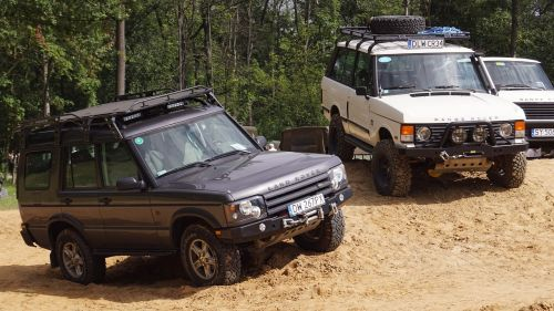 land rover range rover old