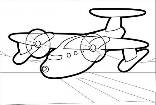landing approach approach for a landing