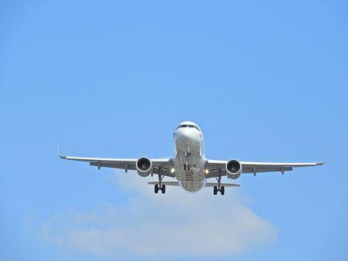 landing eurowings aircraft