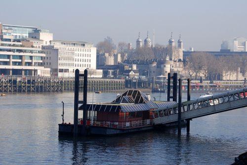 landing pier boat landing