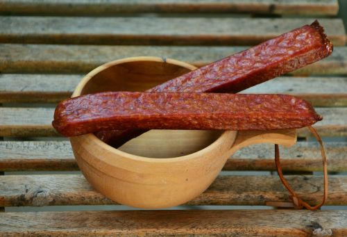 landjäger sausage cured meats