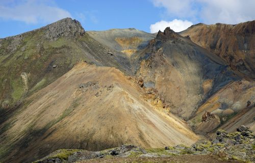 landmannahellir iceland volcano