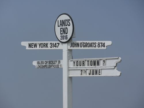 land's end directory cornwall
