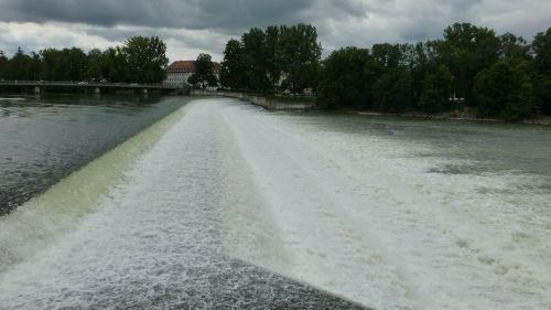 landsberg lech water