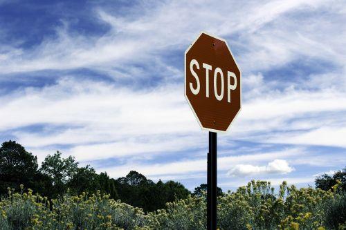 stoplight landscape united states