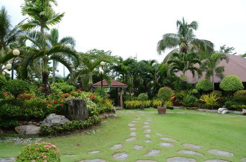 landscape park garden