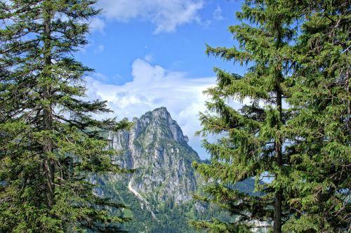 landscape nature bavaria